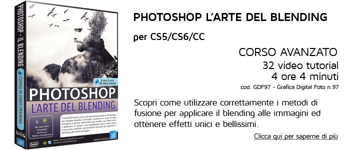 corso Photoshop L'Arte del Blending
